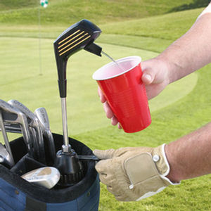 golf and alcohol